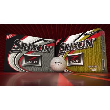Гольф мячи Srixon Z-Star и Z-Star XV