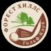 Перчатка (муж) Srixon'20  AW Balmark LH logo FOREST HILLS