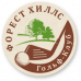 Перчатка (жен) Srixon'20  AW Balmark LH logo FOREST HILLS