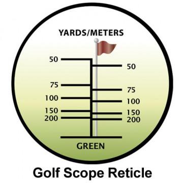 Дальномер GF09059 Golfer Scope