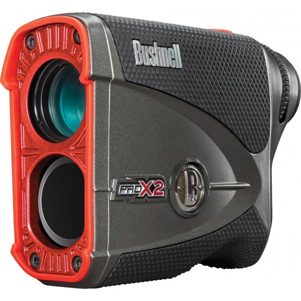Дальномер Bushnell '17  PRO X2 Slope Switch, Dual Display (Gray)*