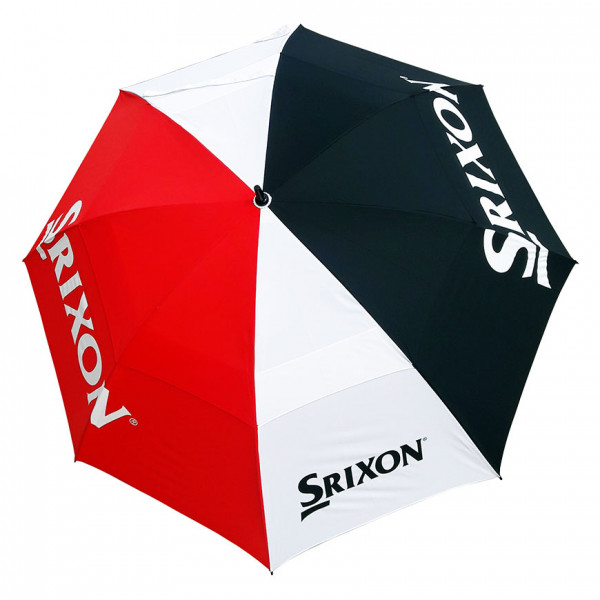 Зонт Srixon'8  16012 (черный/белый/красный) 62