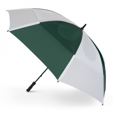 Зонт  Hanimex'16  Windproof 62'' (green/white) 02003