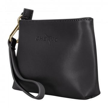 Сумка на поясе (жен) Chervo'18  UROBORO (999) черный, 60439