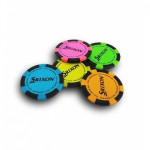 Маркер Srixon'8  ball marker 15106