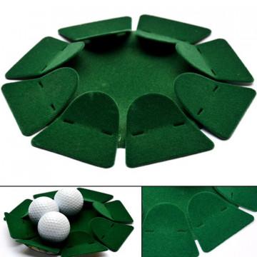 Лунка лепестковая АСМ'8  Green Flock Putting Cup