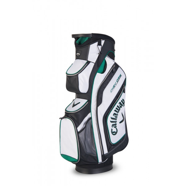 Бэг Callaway'16 CHEV ORG (white/black/green) Cart