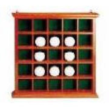 Витрина для мячей  Hanimex'16  (25шт) 09027-3