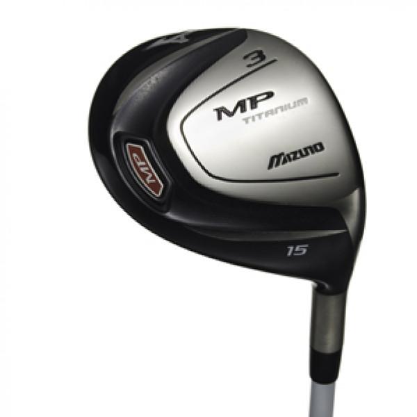 Вуд Mizuno'4 MP-630 Titanium #3 (15*) Stiff/ RH