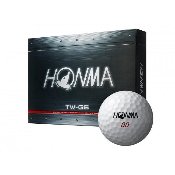 Мяч Honma'16 TW-G6 (3шт/уп) 6pc