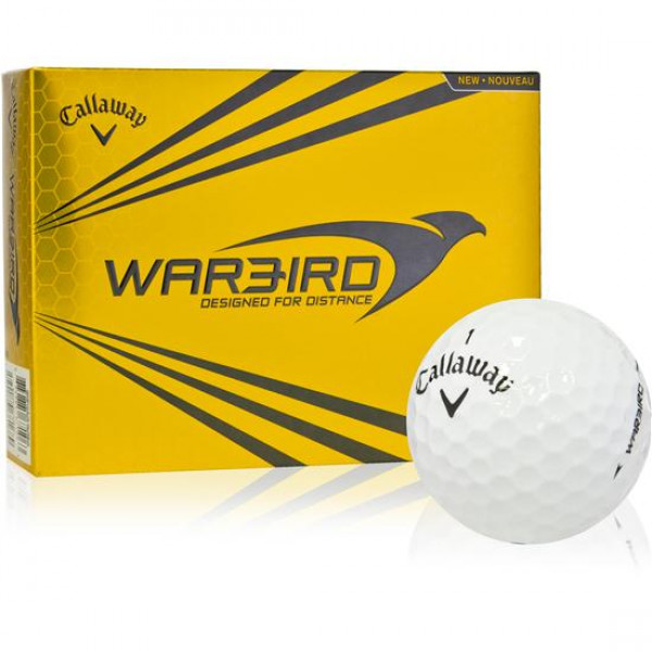 Мяч Callaway'16 WARBIRD (3шт/уп) Tseleevo