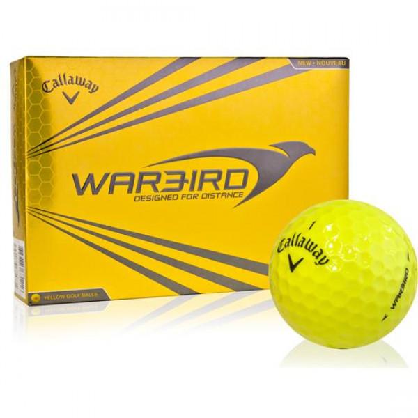 Мяч Callaway'16 WARBIRD (3шт/уп) yellow