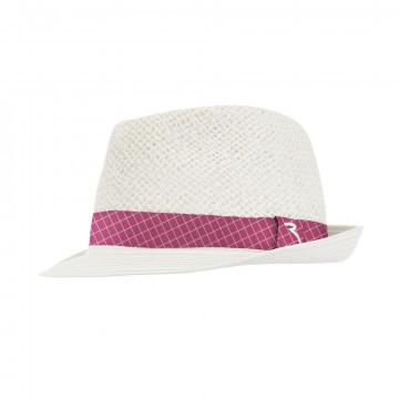 Шляпа (unisex) Chervo'17  WAY (60В) бело-розовый, 62036