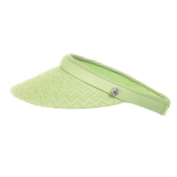 Козырек(жен)Golfino/620/зеленый 4275722