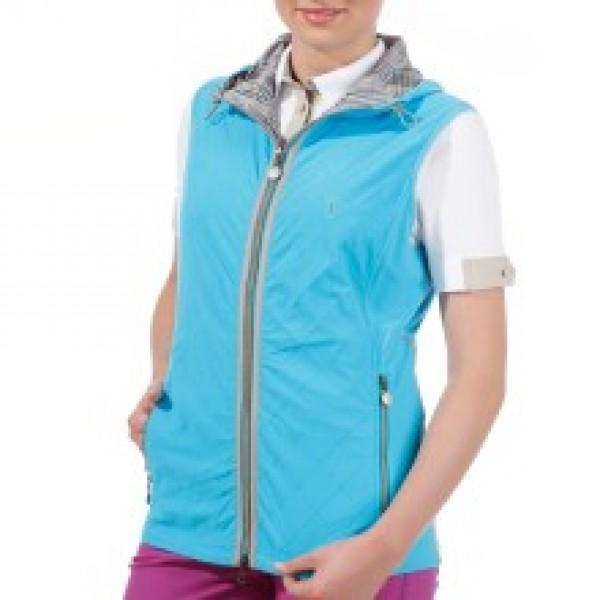 Жилет (жен) Golfino'16  6150622 (160) голубой