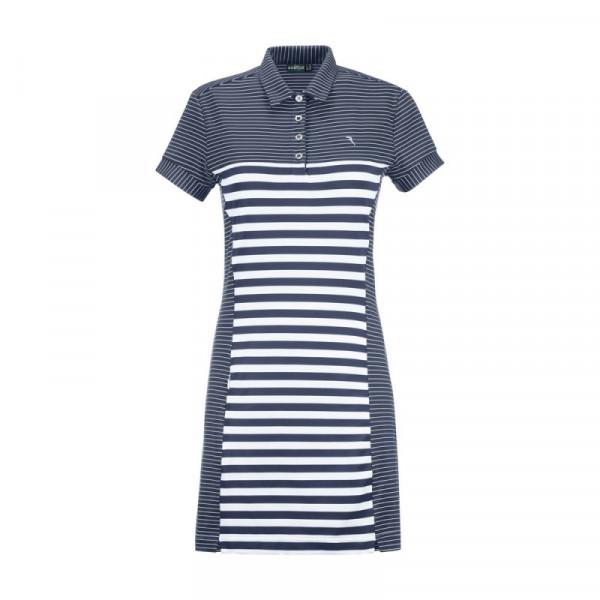 Платье (жен) Chervo'17  JILDA (19E) темно-синий, 61732
