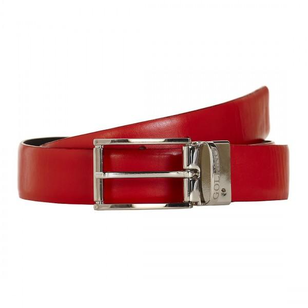 Ремень  Golfino (367) красный 6271322