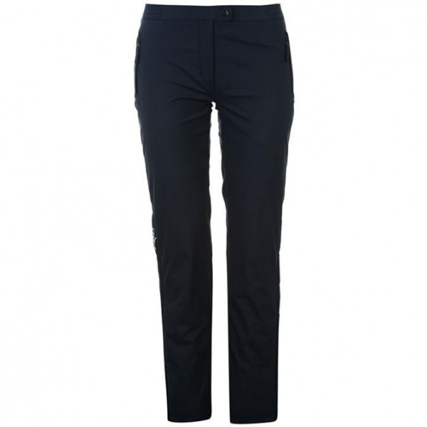 Термо брюки (жен) Chervo'17  SWISS (999) черный, 56465