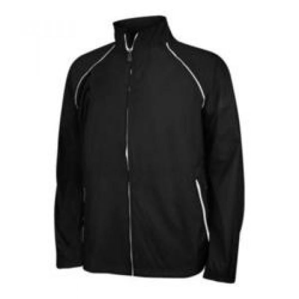 Дожд. куртка (дет) Adidas (черный) 25142