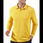 Поло дл/р (муж) Golfino'16  3232114 (201) желтый