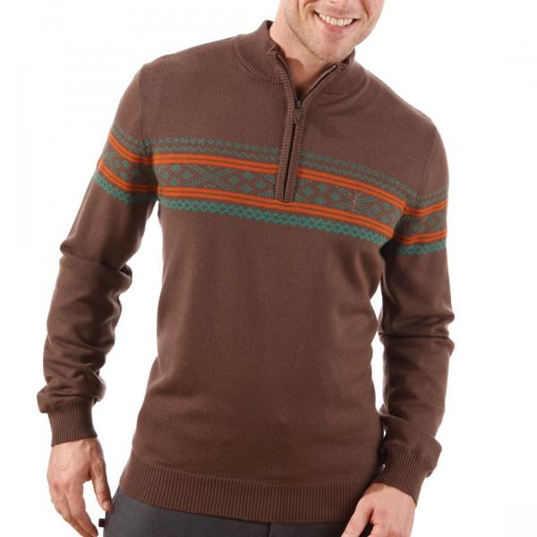 Кофта (муж) Golfino'4  Wind 1210715 (768) коричневый