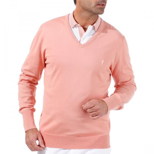 Пуловер (муж) Golfino'4 6110412 (310) персиковый