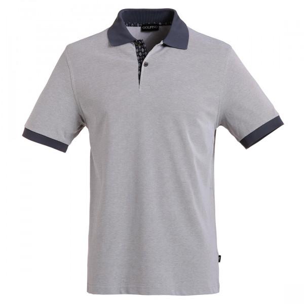 Поло (муж) Golfino (822) серый 6231312
