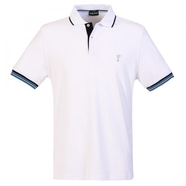 Поло (муж) Golfino (100) белый 6236612