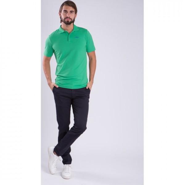 Поло (муж) Chervo'17  ADELL (641) зеленый/61719
