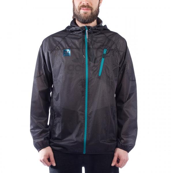 Дожд. куртка (муж) Adidas'16  Climastorm (blue/black) 98036