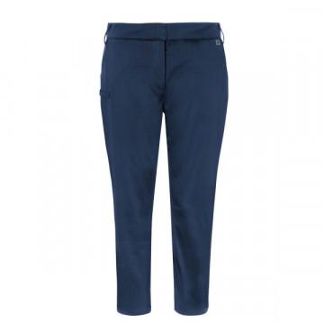 Брюки (жен) (7/8) Duca Del Cosma Mae Pants/Синий