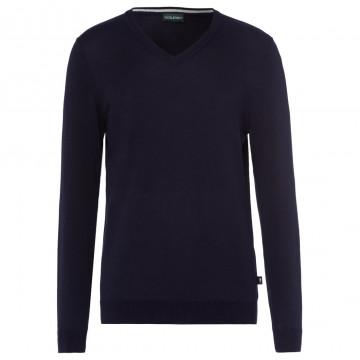 Пуловер (жен) Golfino Classic 2219022 (580) темно-синий