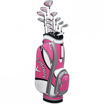 Сэт (жен) Callaway'17  Solaire Pink (8pc)*