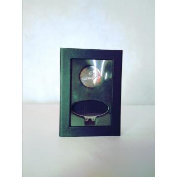 Маркер с магнитом Hatclip Oval Flex