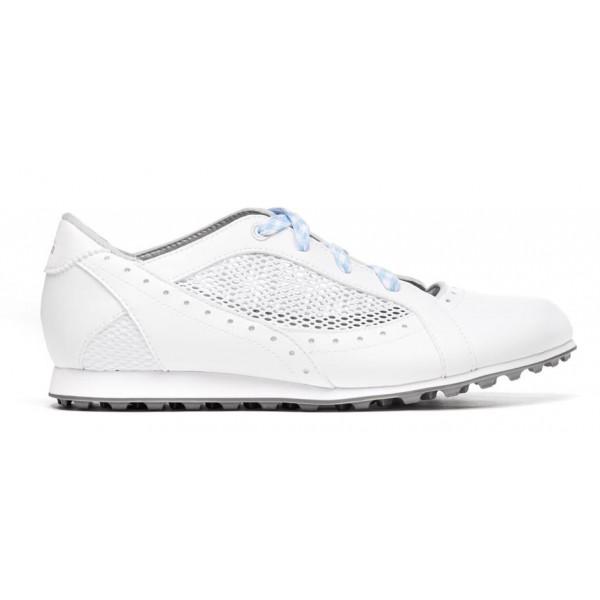 Ботинки (жен) облегч. Adidas'4 (белый) 671673