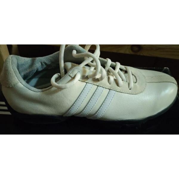 Ботинки (жен) Adidas'4 (белый) 738354