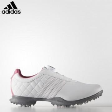 Ботинки (жен) Adidas'16  Driver Boa (white/pink) 44802