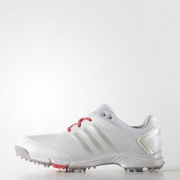 Ботинки (жен) Adidas'16  Adipower (белый) 33293