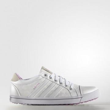 Ботинки (жен) Adidas'16  Adicross 4 (white) 33340