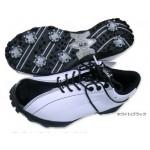 Ботинки (жен) Honma'17  (white/black) SS-5302