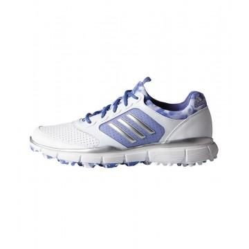 Ботинки (жен) Adidas'16  Adistar Sport (white/blue) 33296