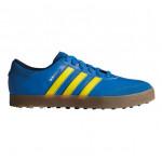 Ботинки (муж) Adidas'16  Adicross (синий-желтый) 33421