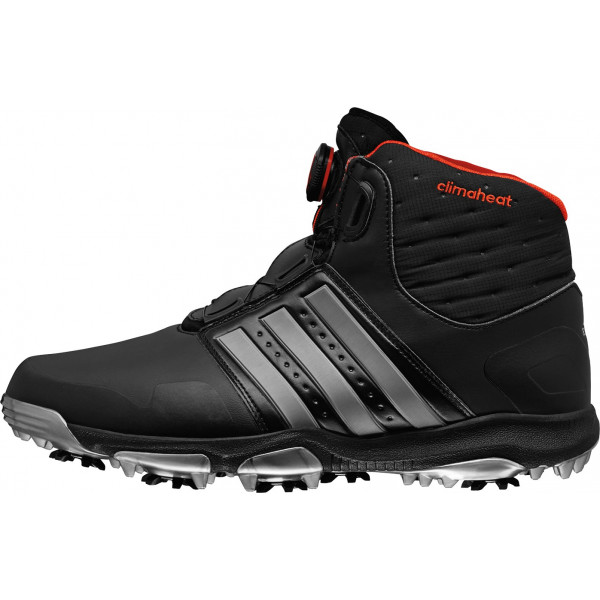 Ботинки (муж) утепл. Adidas'16  Climaheat Boa (черный) 44609