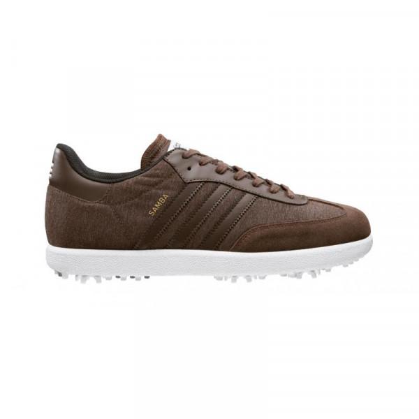 Ботинки (муж) Adidas'4 Sambo (коричневый) 671930