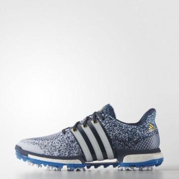 Ботинки (муж) Adidas'16  Tour360 Prime Bo (white) 33345