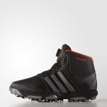 Ботинки (муж) Adidas'16  Climaheat Boa (black) 44609