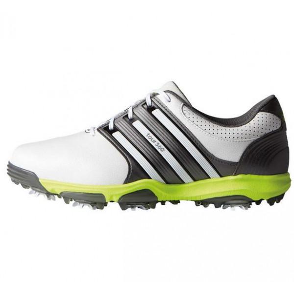 Ботинки (муж) Adidas'16 Tour360 (белый-серый) 33274
