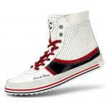 Ботинки (муж) DDC'5 Menterosa (белый-синий) 10299