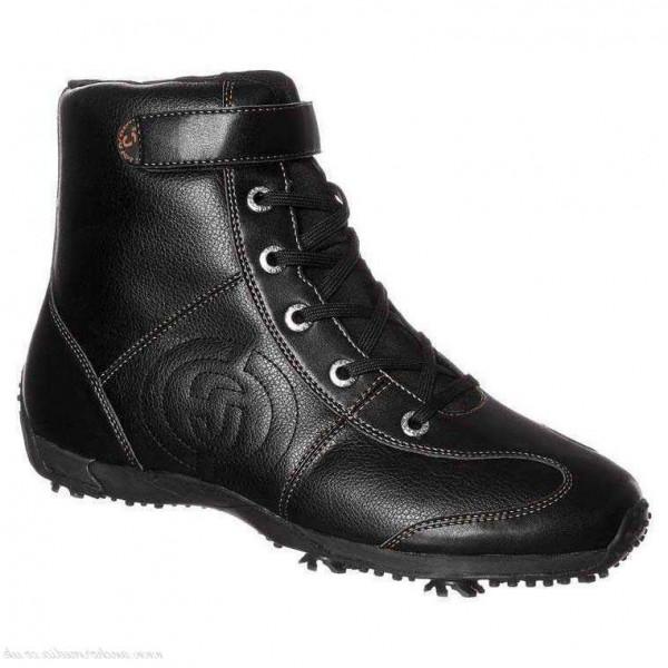 Ботинки (жен) утепл. DDC'4  Canazei (черный) 20156