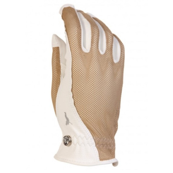 Перчатка (жен) Golfino 6279222 (149) светло-коричневый, RH